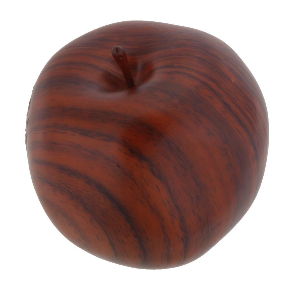 Artificial wood tone apple FT-223W A08 (72 pieces)