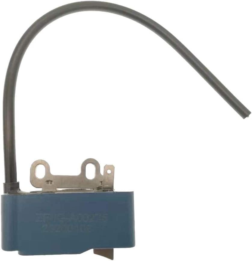 PARTSRUN A411000252 (ID#10048) Blue Ignition Coil Module for Echo Shindaiwa Kioritz Mantis Blower Trimmer SRM266 ZF-IG-A00275