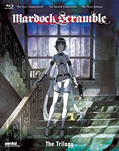 Mardock Scramble - The Trilogy (Blu-ray)