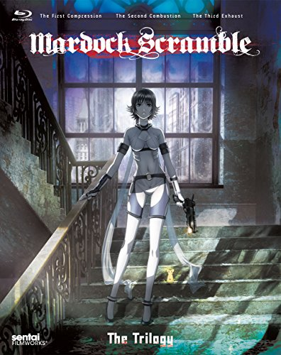 Mardock Scramble Trilogy [Blu-ray] (B00U0WY2J8) | Amazon price