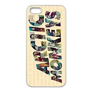 Arctic Monkeys For iPhone 5, 5S Csae protection phone Case FXU325400