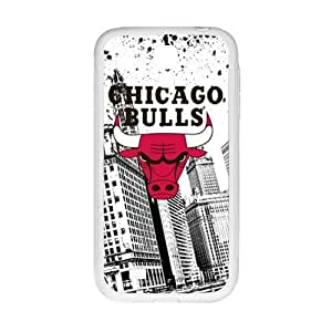 Cool painting Chicago Bulls Cell Phone Case for Samsung Galaxy S4