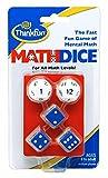 ThinkFun Math Dice Fun Game that Teaches Mental