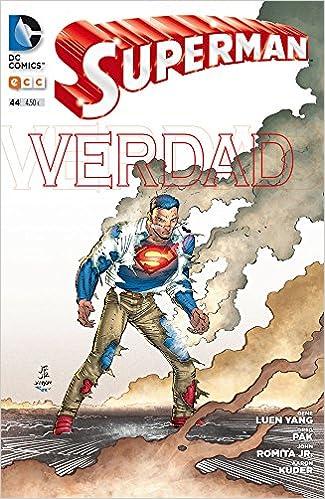 Descargando libros a iphone gratis Superman 44 (Superman (Nuevo Universo DC)) 8416518815 RTF