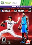 2K Sports Combo Pack - MLB2K13/NBA2K13 - Xbox 360