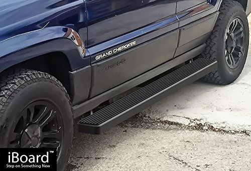 02 jeep grand cherokee nerf bars - 9