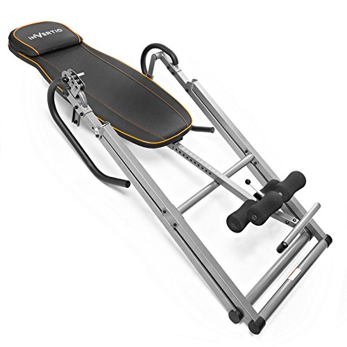 Gym Equipment Khobar: Invertio Inversion Table Back Stretching Machine
