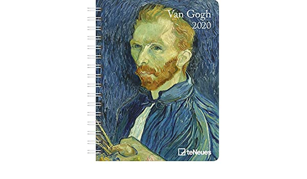 Agenda 2020 Van Gogh - Impresionista - Iris - Tournesols ...