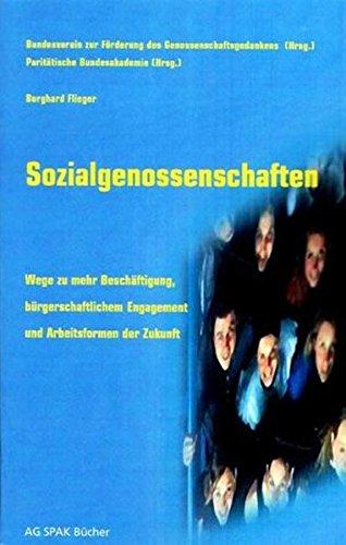 Read Online Sozialgenossenschaften pdf epub