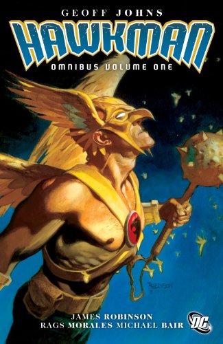 The Hawkman Omnibus Vol. 1