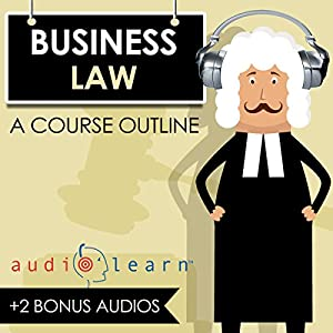 Business Law AudioLearn Audiobook