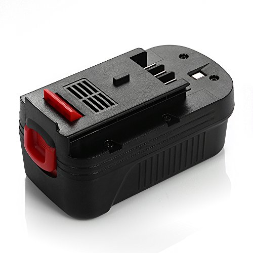 Powerextra 2.0Ah 18V Replacement Battery for Black&Decker...