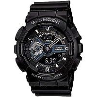 Relógio Casio G-Shock Anadigi Masculino GA-110-1BDR