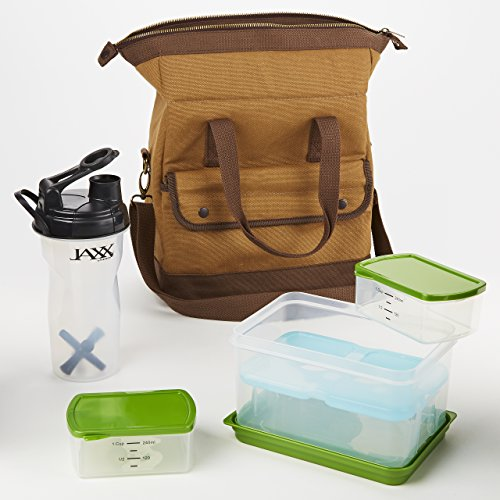 Fit Amp Fresh Men S Douglas Lunch Bag Kit With Lunch On The