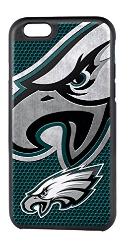 NFL Philadelphia Eagles Rugged Case for Apple iPhone 6 - Black/Green/White