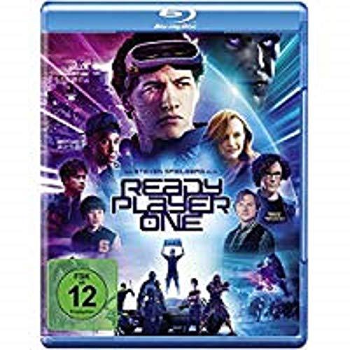 READY PLAYER ONE – MOVIE [Blu-ray]