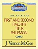1 and 2 Timothy / Titus / Philemon, J. Vernon McGee and Mary Hollingsworth, 078520802X
