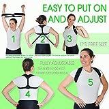Back Posture Corrector Brace for Women, Men & Kids