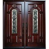 Amazon.com: Glass - Entry Doors / Exterior Doors: Tools & Home ...