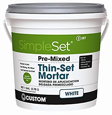 Simpleset Pre-mixed Tile And Stone Thin-Set Mortar