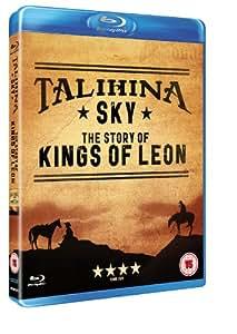 Talihina Sky : The Story Of the Kings Of Leon [Blu-ray] [Region Free] [Reino Unido]