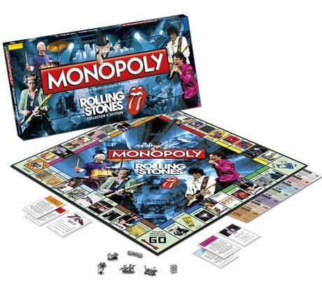 MonopolyÂ: The Rolling Stones Collector's Edition