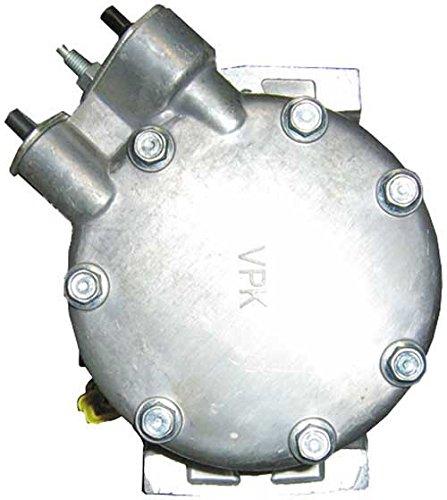 BEHR HELLA SERVICE 8FK 351 128-551 Compresor, aire acondicionado: Amazon.es: Coche y moto