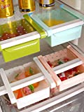 InddusHome Plastic Multi Purpose Storage Racks Tray (Pack of 4)(Multi-color)