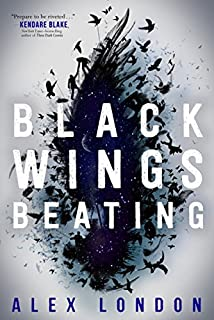 Book Cover: Black Wings Beating
