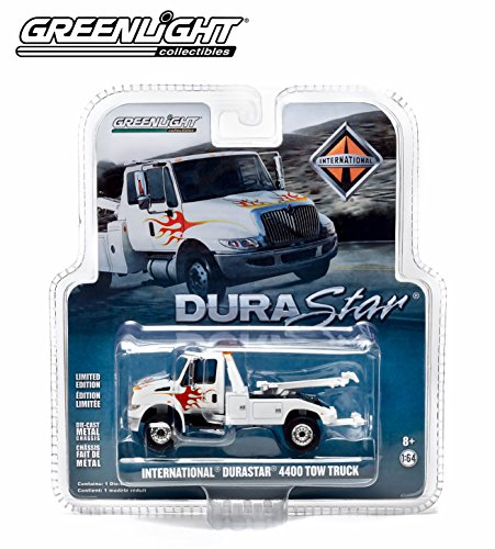 Greenlight 1: 64 International Durastar 4400 TOW Truck Diecast Vehicle