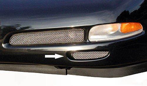 Corvette Front Brake Duct Screen 2 Pc. (Set) : 1997-2004 C5 & (Z06 Front Brake)