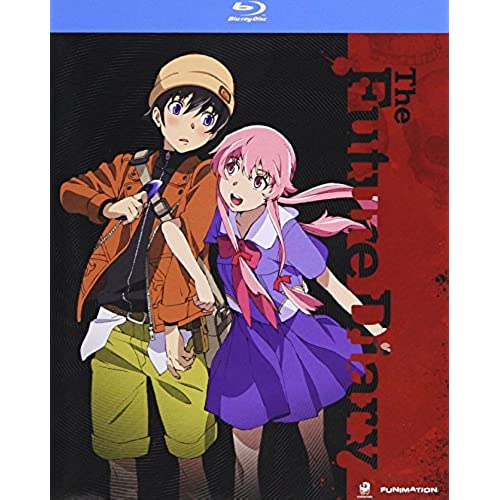 Future Diary The Complete Series Blu Ray