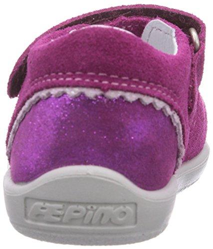 Ricosta Kacey - sandalias abiertas de piel niña rosa - Pink (pop 330)
