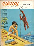 img - for Galaxy Magazine, April 1960 book / textbook / text book