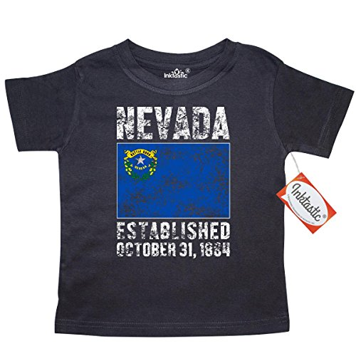 inktastic-little-boys-established-october-31-1864-nevada-flag-toddler-t-shirt-5-6-black