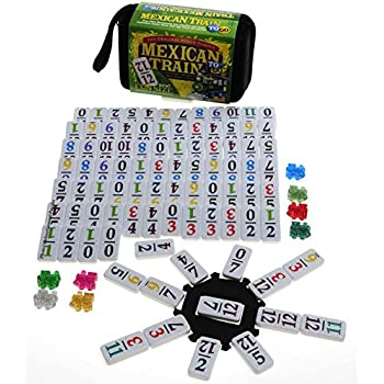 how to play mexican train game
