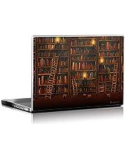 Library Design Laptop Skin for 14 inch Laptops