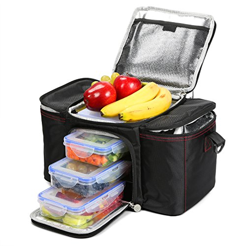Insulated Meal Bag - 4