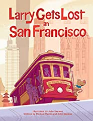 Follow the fun adventures of the dog Larry, who after chasing down a donut, loses his owners and travels around the city's landmarks and cultural attractions before reuniting with his family. Filled with candy-colored retro illustrations, thi...