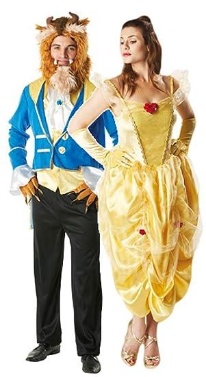 Qualität und Quantität zugesichert großer Verkauf Kaufen Herren & Damen Paar Märchen Belle Disney Die Schöne und das ...