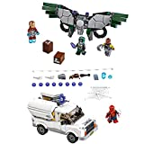 LEGO Super Heroes Beware The Vulture 76083 Building Kit