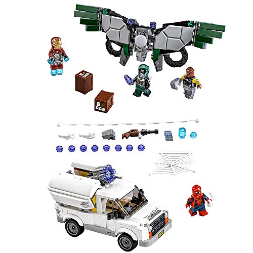 LEGO Super Heroes Beware The Vulture 76083 Building Kit ()