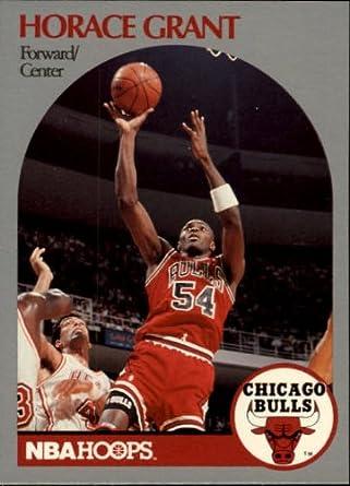 655e89bd8c6 Amazon.com  1990 Hoops Basketball Card (1990-91)  63 Horace Grant Mint   Collectibles   Fine Art