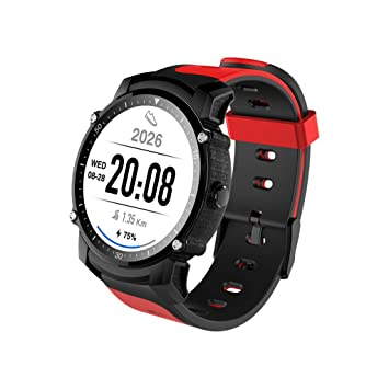LCDIEB Reloj Deportivo Mart Watch IP68 Impermeable GPS ...