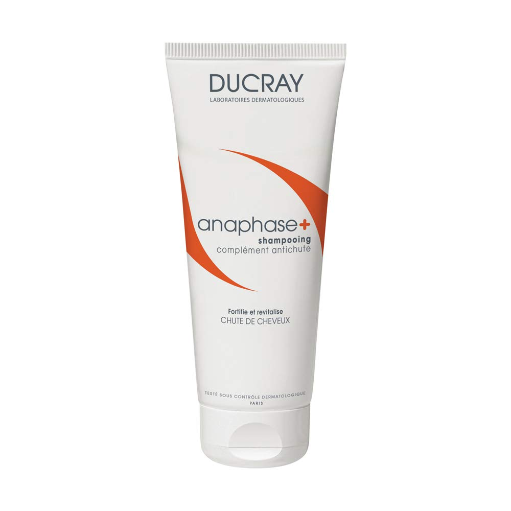 Ducray Anaphase+ Cream Shampoo, 6.76 fl. oz
