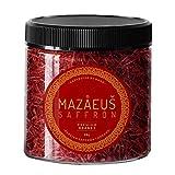 Mazaeus Saffron, Premium Saffron Threads (Grade 1), All-Red Saffron Spice, Highest Quality Persian Saffron for Culinary Use (28 grams)