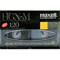 Maxell HGX-M 120 min 8mm High Grade Videocassette