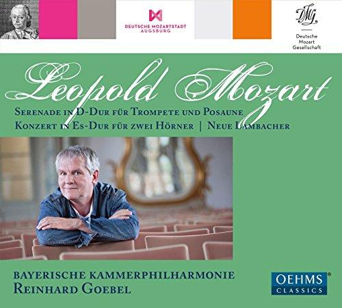 Leopold Mozart: Orchestral Works