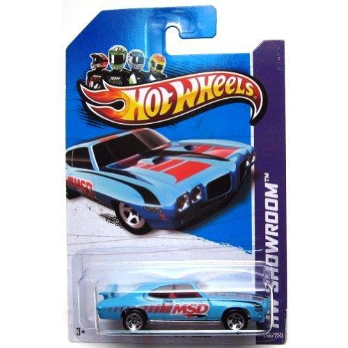 Hot Wheels Hw Showroom 70 Pontiac Gto Judge 246 250
