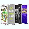 Investing for Beginners: 4 Manuscripts: Penny Stocks, Forex Trading, Option Trading, Day Trading Audiobook by Luke Sutton Narrated by Dave Wright